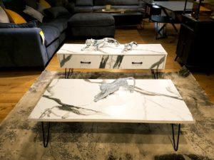 סט מזנון + שולחן דגם: GB-1050