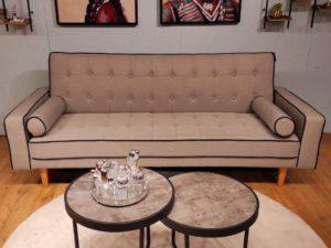 ספה נפתחת למיטה דגם ניו יורק