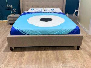 מיטה זוגית דגם רומא
