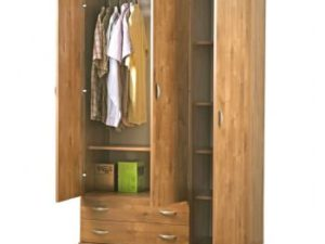 ארון בגדים קלאסי שלוש דלתות