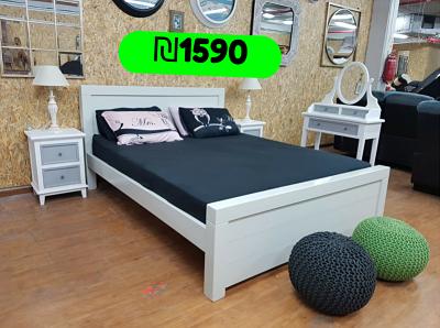 מיטה זוגית דגם דיזל - חריצים לרוחב