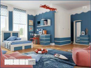 חדר ילדים במבצע דגם סיוון