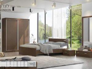 חדר שינה בזול דגם לונדון