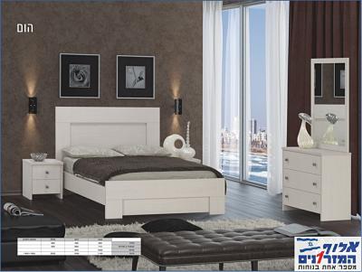 חדר שינה במבצע דגם הום