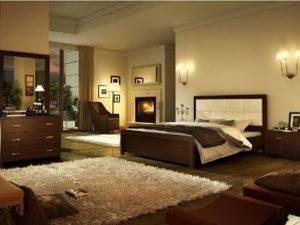 חדר שינה דגם גולד