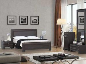 חדר שינה דגם יהלום