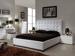 חדר שינה לבן דגם Meseq