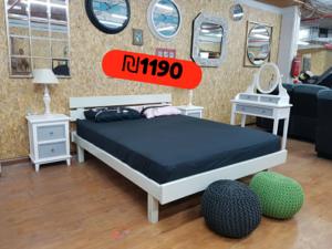 מיטה זוגית דגם דניאלה