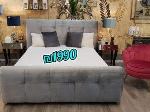 מיטה מעוצבת דגם ויולט