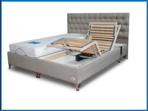מיטה מתכווננת דגם אלונסו