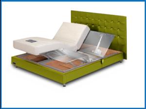 מיטה מתכווננת דגם NRG
