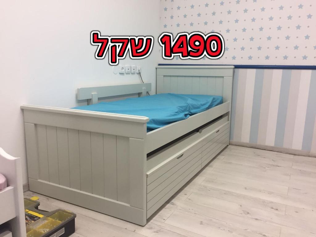 מיטת ילדים נפתחת דגם פליפר