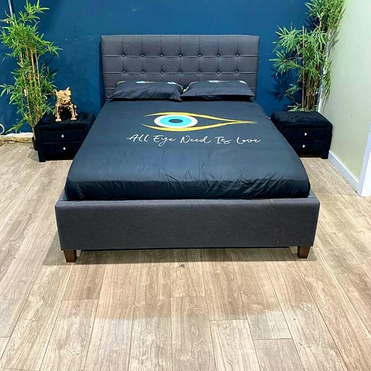 מיטה זוגית דגם מדריד
