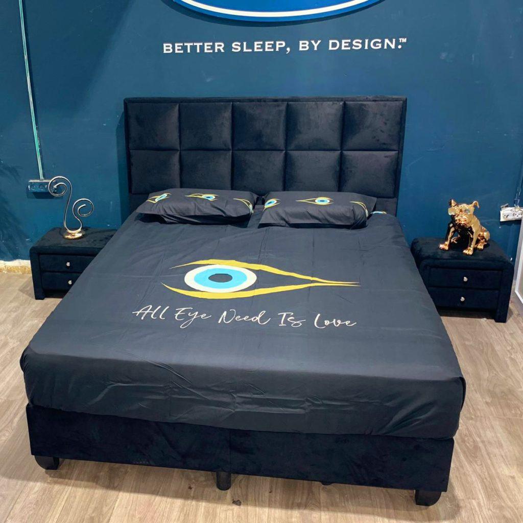 מיטה זוגית דגם סטייל