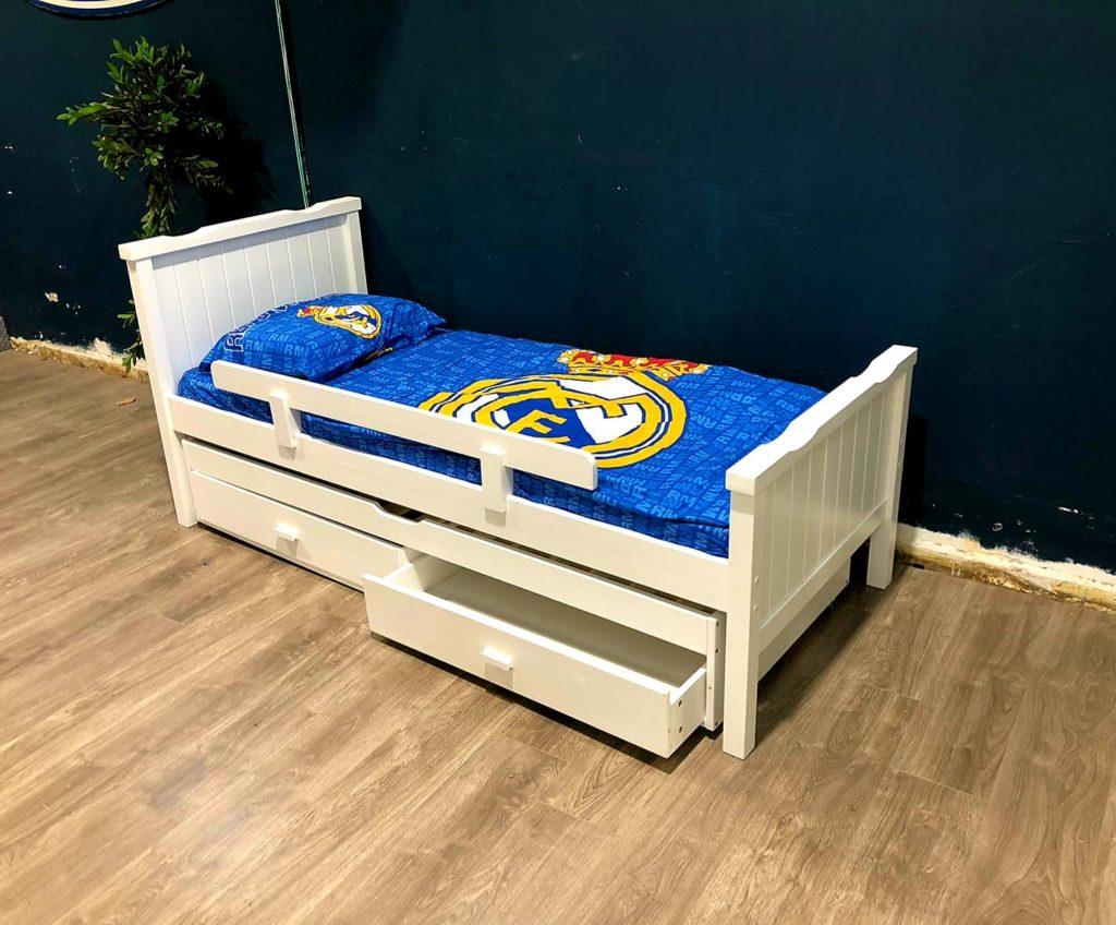 מיטת ילדים דגם גלי