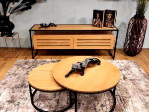 סט מזנון ושולחן דגם Z