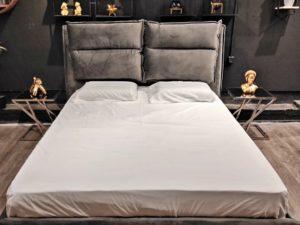 מיטה זוגית דגם כריות