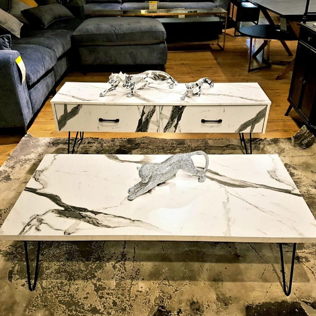 סט מזנון ושולחן GB