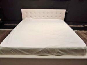 מיטה עם ארגז דגם מורן